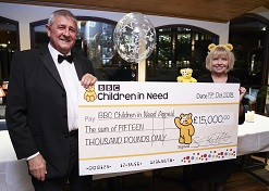 Kellands celebrates its 30th anniversary and raises an impressive £15,000 for Children in Need